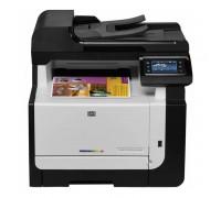 Заправка картриджа HP Color LaserJet Pro MFP CM1415fnw