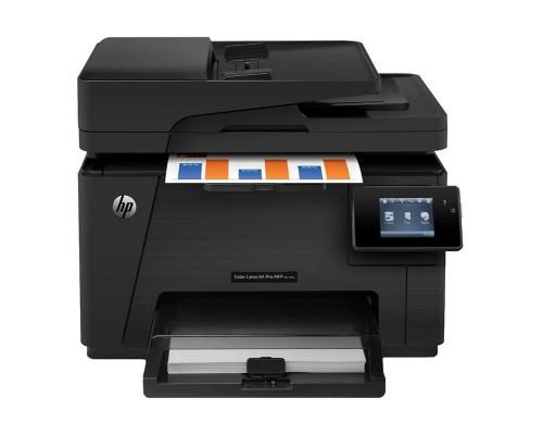 Заправка картриджа HP Color LaserJet Pro MFP M177fw