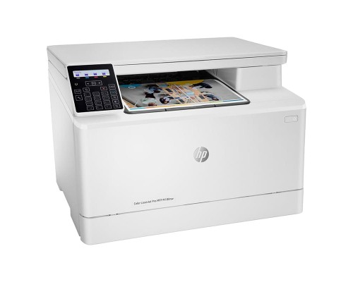 Заправка картриджа HP Color LaserJet Pro MFP M180nw