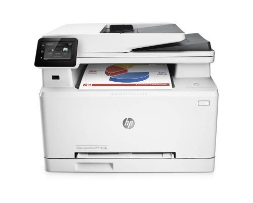 Заправка картриджа HP Color LaserJet Pro MFP M277dw