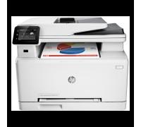 Заправка картриджа HP Color LaserJet Pro MFP M277n