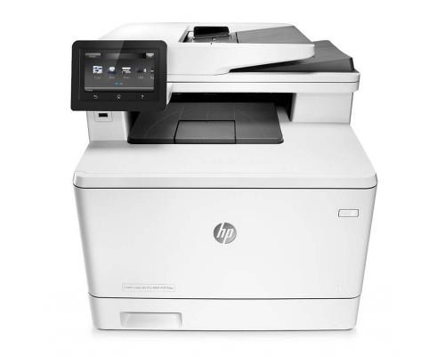 Заправка картриджа HP Color LaserJet Pro MFP M377dw