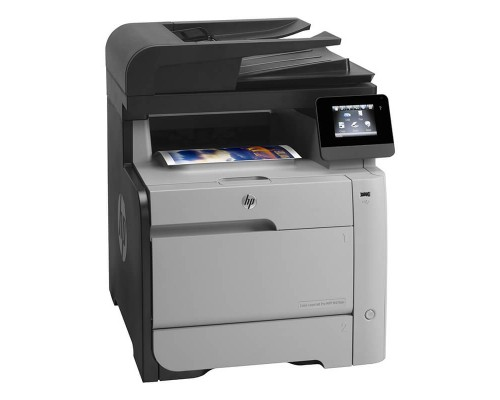 Заправка картриджа HP Color LaserJet Pro MFP M476dn