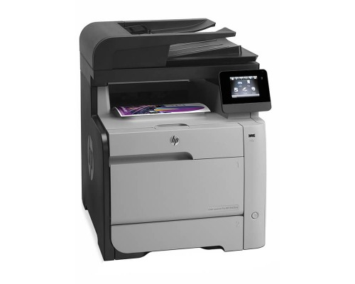 Заправка картриджа HP Color LaserJet Pro MFP M476nw