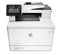 Заправка картриджа HP Color LaserJet Pro MFP M477fdn