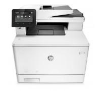 Заправка картриджа HP Color LaserJet Pro MFP M477fdw