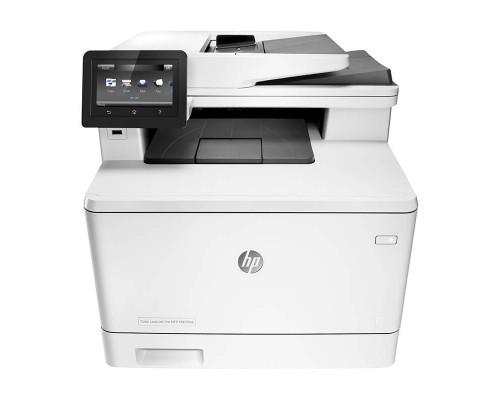 Заправка картриджа HP Color LaserJet Pro MFP M477fnw