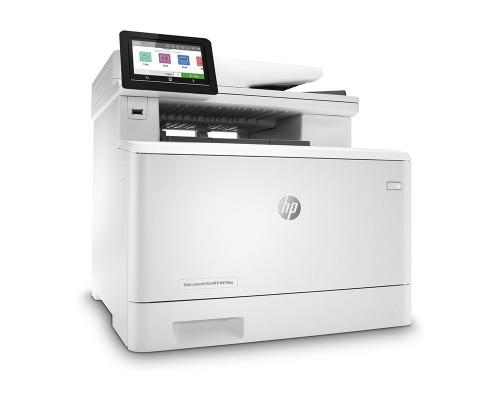 Заправка картриджа HP Color LaserJet Pro MFP M479dw