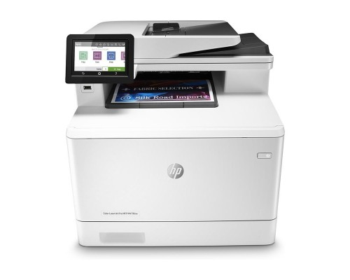 Заправка картриджа HP Color LaserJet Pro MFP M479fdw
