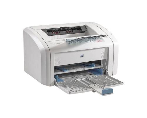 Заправка картриджа HP LaserJet 1018