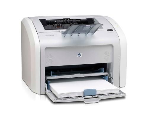 Заправка картриджа HP LaserJet 1020