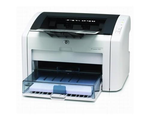 Заправка картриджа HP LaserJet 1022