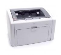 Заправка картриджа HP LaserJet 1022n