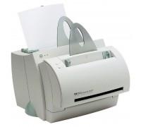 Заправка картриджа HP LaserJet 1100