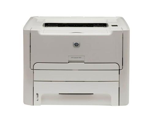 Заправка картриджа HP LaserJet 1160