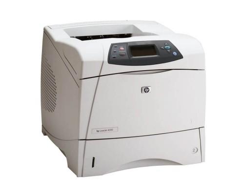Заправка картриджа HP LaserJet 4300n
