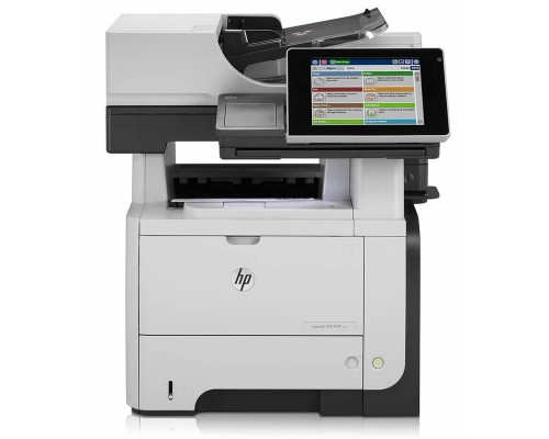 Заправка картриджа HP LaserJet Enterprise 500 MFP M525f