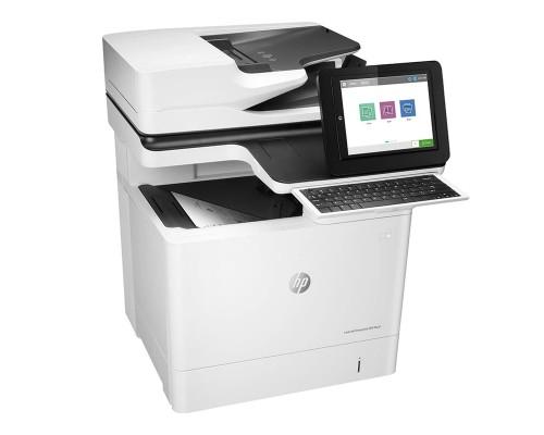 Заправка картриджа HP LaserJet Enterprise Flow MFP M631h