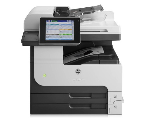 Заправка картриджа HP LaserJet Enterprise M725dn