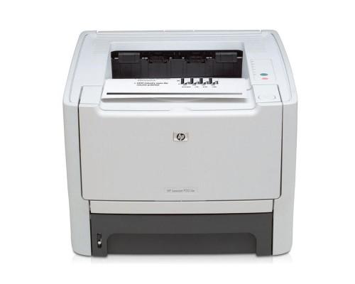 Заправка картриджа HP LaserJet P2014n