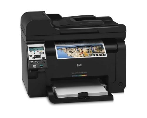 Заправка картриджа HP LaserJet Pro 100 Color MFP M175a