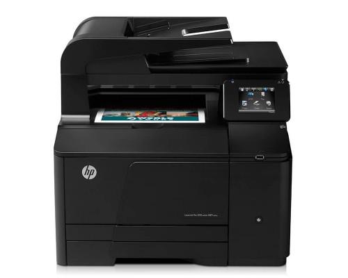 Заправка картриджа HP LaserJet Pro 200 Color MFP M276n