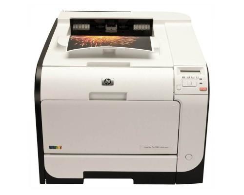 Заправка картриджа HP LaserJet Pro 300 color M351a