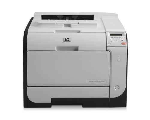 Заправка картриджа HP Laserjet Pro 400 Color M451dw