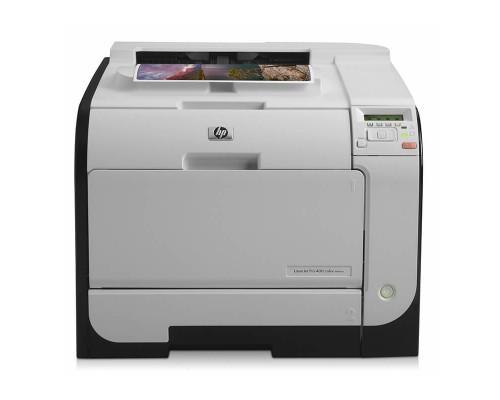 Заправка картриджа HP Laserjet Pro 400 Color M451nw