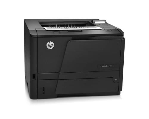 Заправка картриджа HP LaserJet Pro 400 M401a