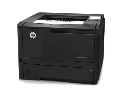Заправка картриджа HP LaserJet Pro 400 M401d