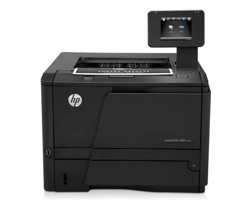 Заправка картриджа HP LaserJet Pro 400 M401dw