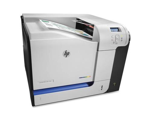 Заправка картриджа HP LaserJet Pro 500 color M551dn
