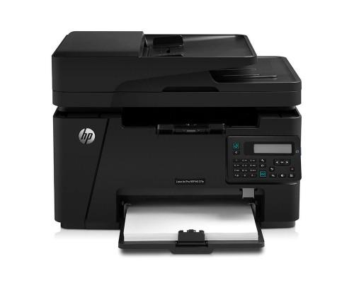 Заправка картриджа HP LaserJet Pro MFP M127fn