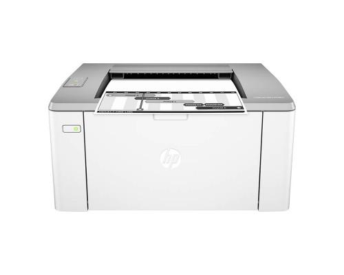 Заправка картриджа HP LaserJet Ultra M106w