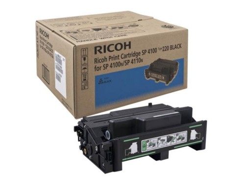 Заправка картриджа Ricoh SP 4100