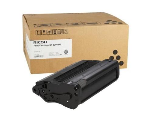 Заправка картриджа Ricoh SP 5200HE